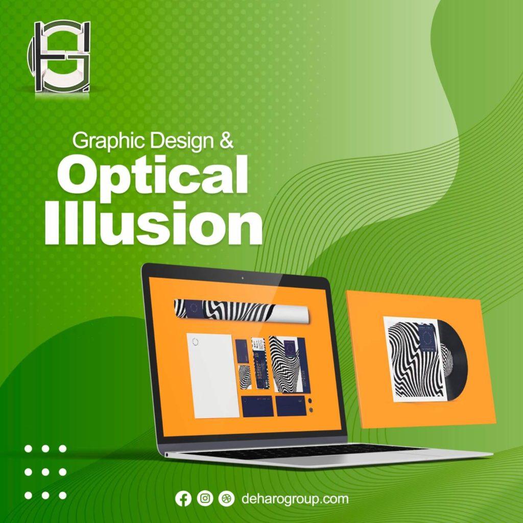 Optical Illusion in Graphic Design